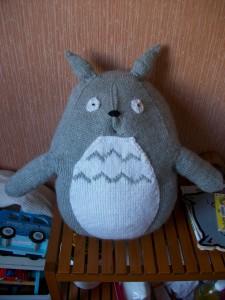 Traduction de patron : Totoro dans Accessoires IMGP1886-225x300