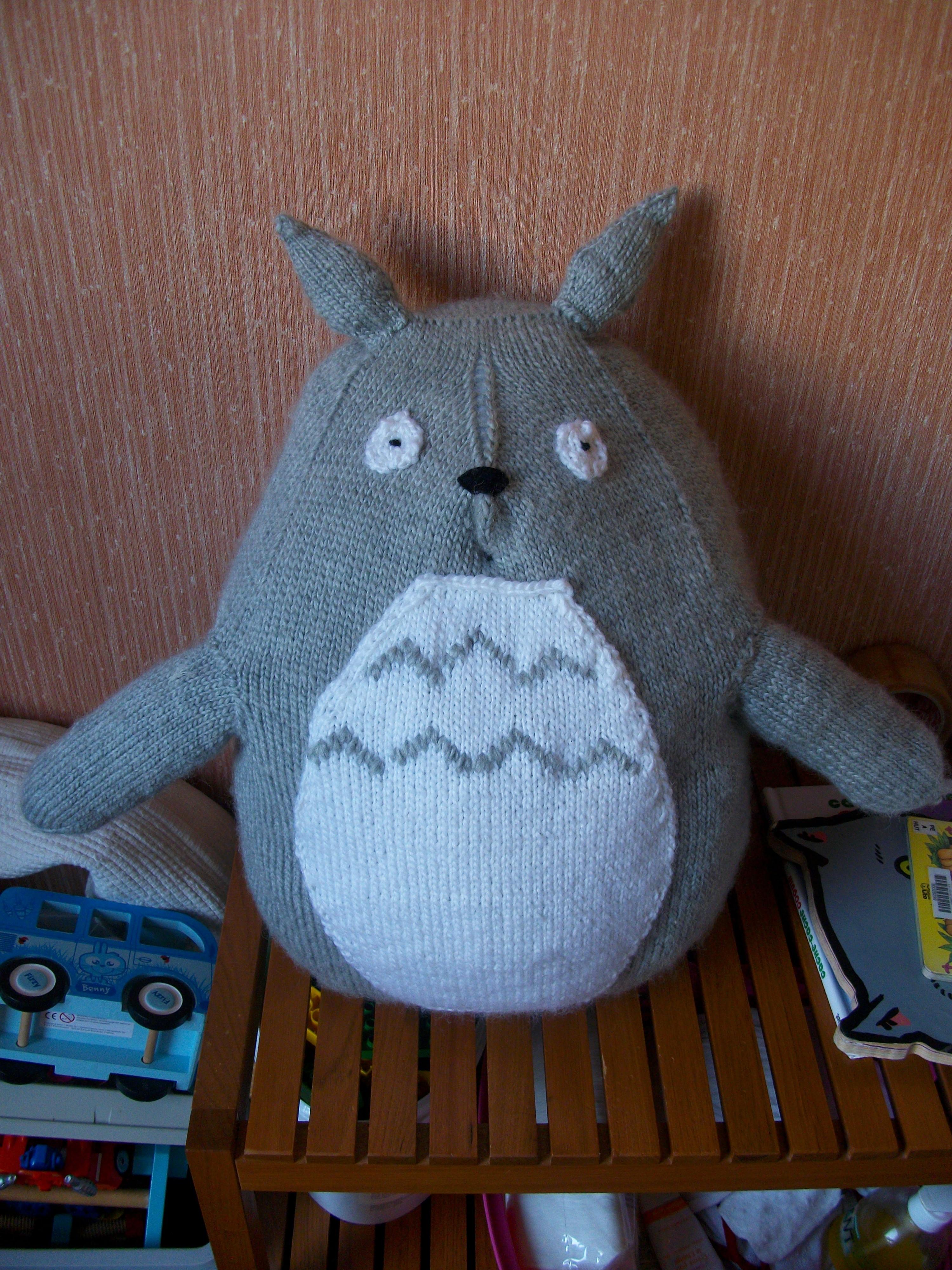 comment tricoter un animal